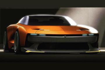 Dodge schotelt interessante ontwerpschets voor