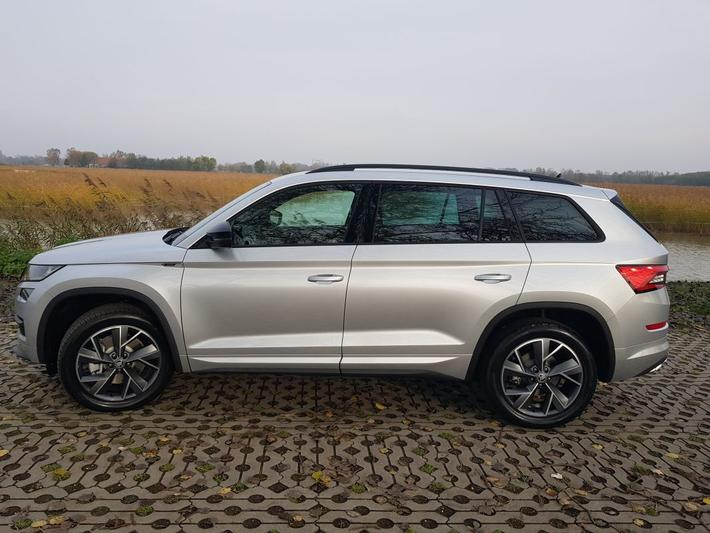 Skoda Kodiaq 2.0 TSI Greentech ACT 4x4 Sportline Business (2019)