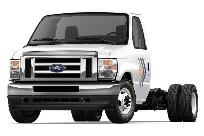 Ford E-series Optimal EV