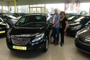 Opel Meriva 1.3 CDTI ecoFLEX Start/Stop Cosmo (2011)