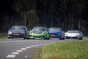 De laatste atmosferische sportwagens - Special