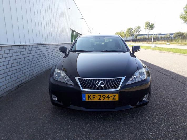 Lexus IS 250 Luxury Line (2010)