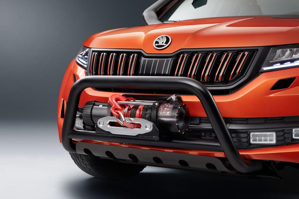 Škoda Mountiaq Concept (2019) 17