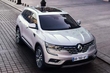 Dít kost de Renault Koleos