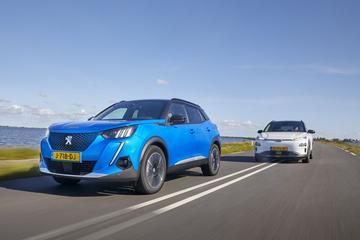Aantal elektrische auto's in Nederland verdubbeld