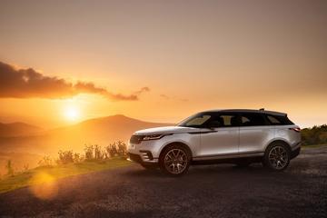 Dít is de vernieuwde Range Rover Velar