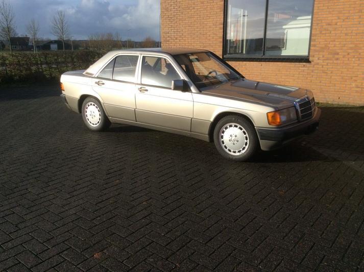 Mercedes-Benz 190 D 2.5 (1991)