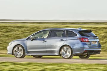 Subaru Levorg 1.6 GT-M Premium (2016)