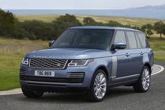 Land Rover Range Rover op de snijtafel