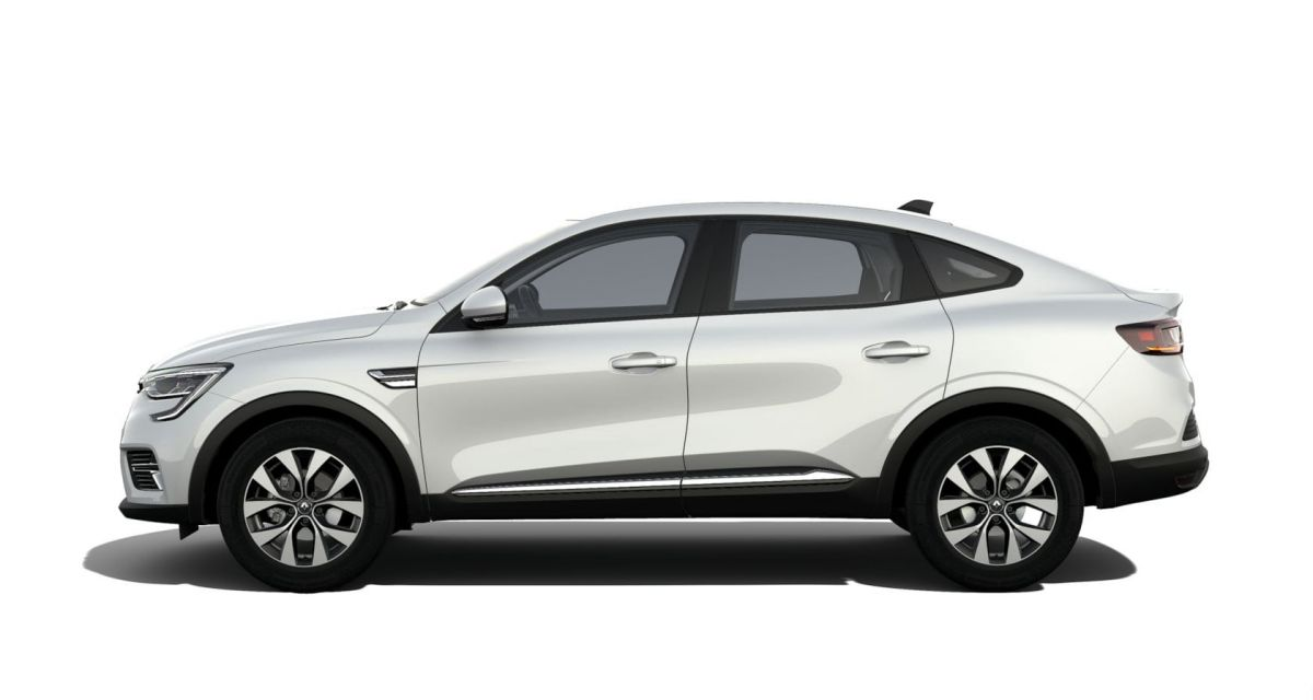 Renault Arkana back to basics