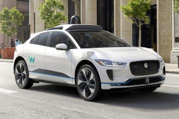 Waymo (Google) en Jaguar gaan samenwerking aan