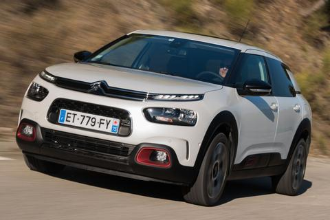 citroen c4 cactus puretech 110 business. Black Bedroom Furniture Sets. Home Design Ideas