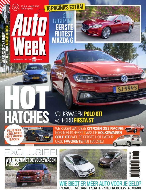 AutoWeek 30 2018