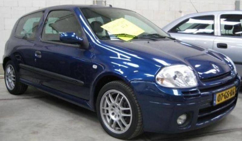Renault Clio Sport 2.0 16V (2000)