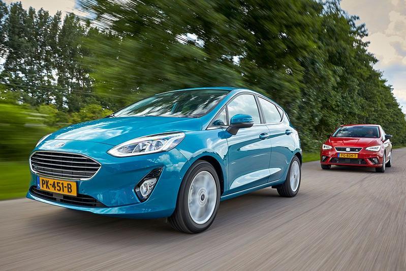 Ford Fiesta vs. Seat Ibiza - Dubbeltest