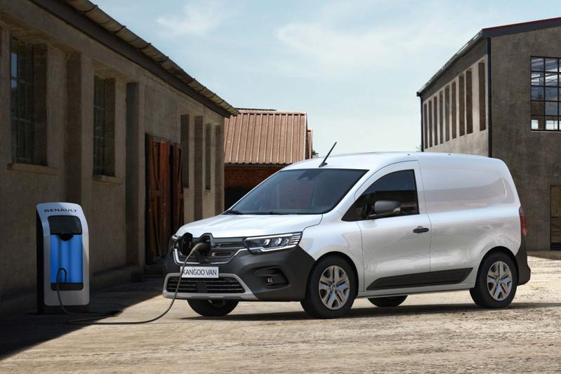 Renault Kangoo en Express