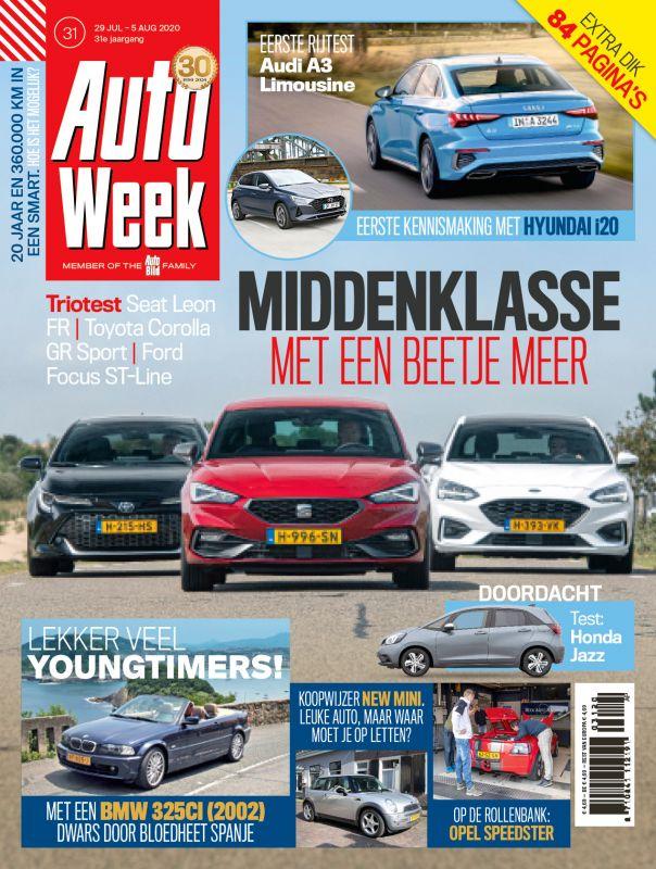 AutoWeek 31 2020