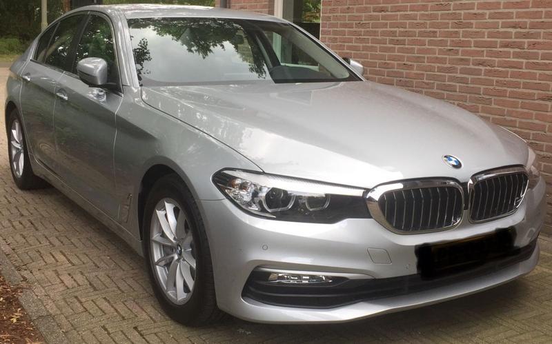 BMW 540i (2017)