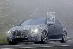 Mercedes-AMG A 45 én 'A 35' gesnapt