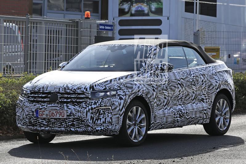 Volkswagen T-Roc 'Breeze' Cabriolet Cabrio