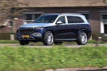 Test: Mercedes-Maybach GLS 600