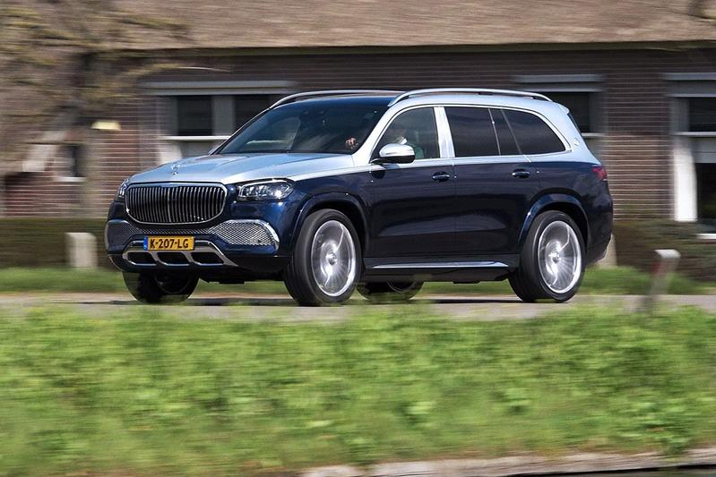 Test: Mercedes-Maybach GLS 600