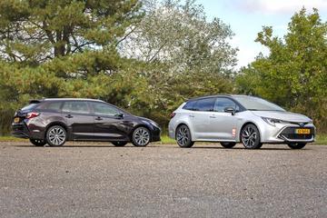 Toyota Corolla 2.0 Hybrid tijdelijk goedkoper