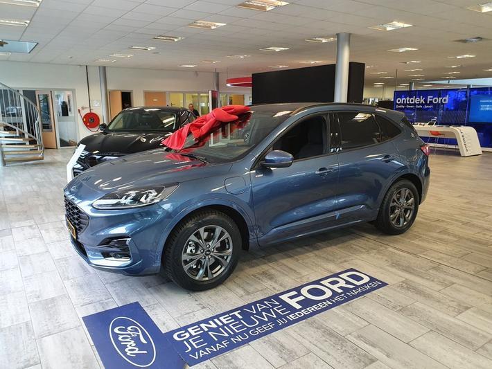 Ford Kuga 2.5 PHEV ST-Line (2021) #3