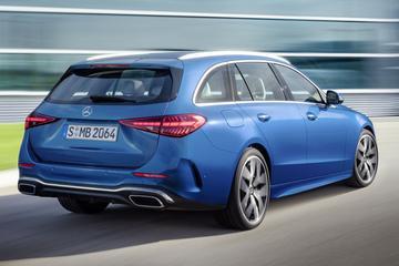 Mercedes-Benz C-klasse: niet elektrisch, wel een All-Terrain
