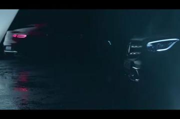 Mercedes-Benz teast facelift voor GLC Coupé