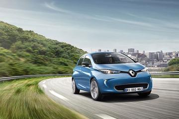 Gelekt: aangepakte Renault Zoe