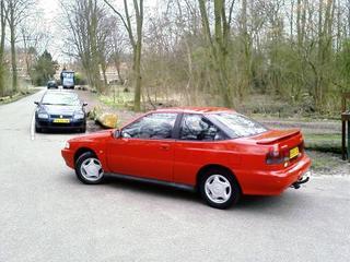 Hyundai Scoupé 1.5i GT Turbo (1994)