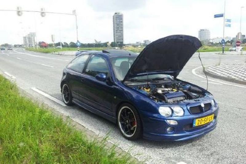 MG ZR 160 (2003)