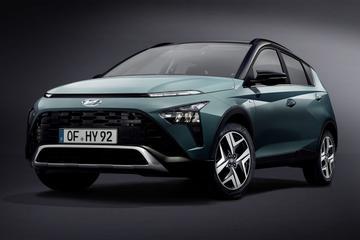 Hyundai Bayon is nieuwe compacte cross-over