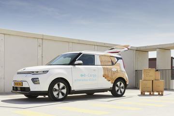 Kia e-Soul Cargo is elektrische besteller