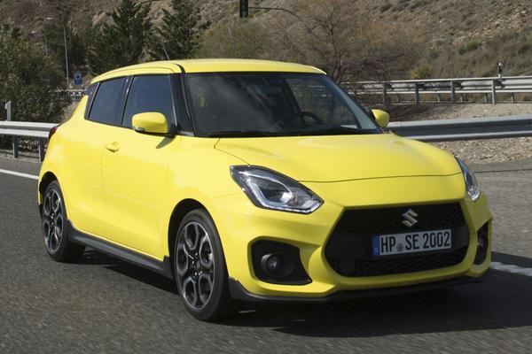 Rij-impressie: Suzuki Swift Sport