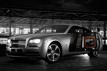 Filmisch: Rolls-Royce Wraith Inspired by Film