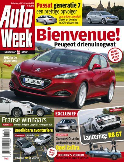 AutoWeek 44 2010