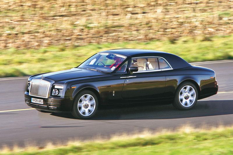 Rolls-Royce Phantom Coupé (2010)