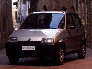 Fiat Cinquecento Young (1998)