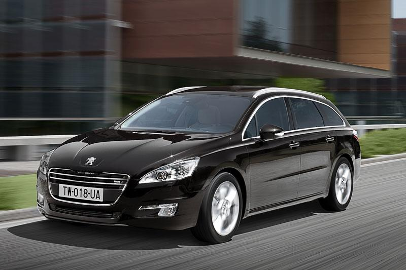 Peugeot 508 SW Blue Lease Executive 1.6 e-HDi (2014)