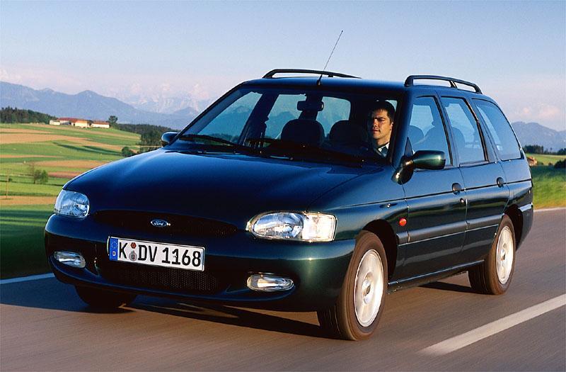 Ford Escort Wagon 1.8 TD 90pk Ghia (1998)