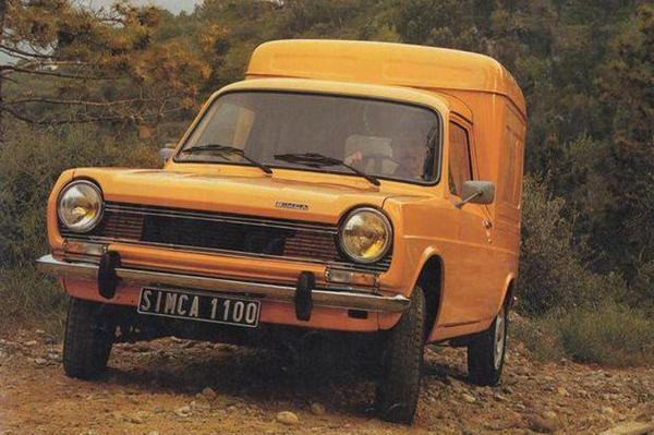 Simca 1100 ti - 1974
