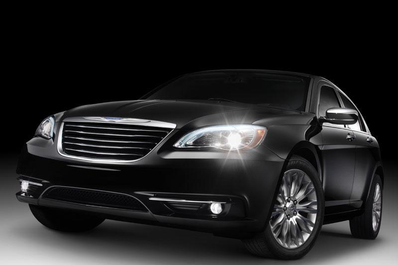 Beter dan eerst: de Chrysler 200