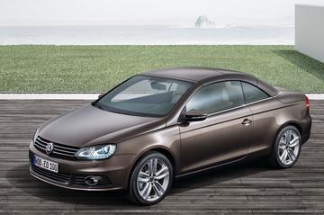 Volkswagen prijst Eos facelift