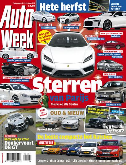 AutoWeek 40 2010