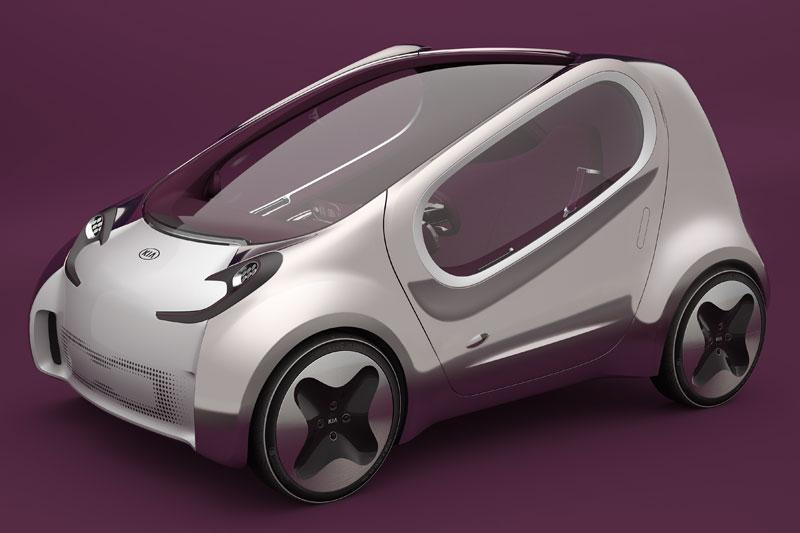 Elektrische Kia komt in 2014