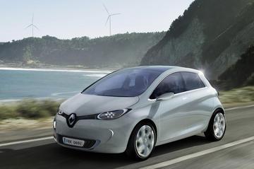 Renault Zoe Preview: elektrisch is aantrekkelijk