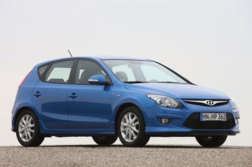 Hyundai i30 1.6i CVVT Blue i-Drive (2011)