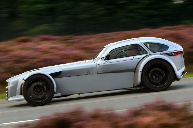 Rij-impressie Donkervoort D8 GT